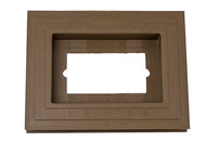 Recessed Mini Mount - Forest Brown - Piece - 39Z44066