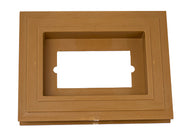 Recessed Mini Mount - American Cedar - Piece - 39Z44205 - Timbermill Siding