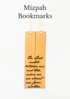 Mizpah Bookmark Sets - Legacy Leather Books