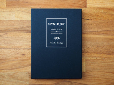 Taroko Mystique A5 Notebook - Legacy Leather Books