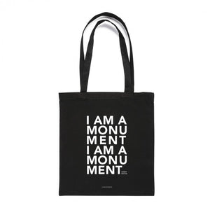 "Tote Bag ""I am a Monument"" - Cinqpoints"
