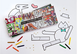 "Juego  de colorear ""Eames Office"" - Eames Office"