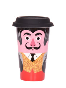 "Travel Mug ""Salvador"" - Ingela Arrhenius."