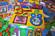 """Guess the artist. The Art Quiz Game"" - Craig & Karl"