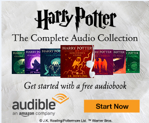 free harry potter audio book