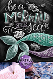 Mermaid DIY Diamond Painting Kit For Beginners & Experts. Available in multiple sizes. Instant stress relief for anxiety treatment. Makes a beautiful gift or decoration once finished and framed!