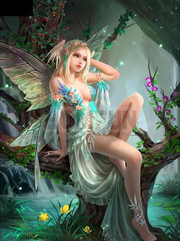 Diamond Painting Starter Kits - Sexy Fairy