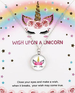 Wish Upon A Unicorn Necklace