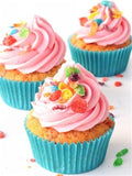 Diamond Painting Starter Kit Cupcakes