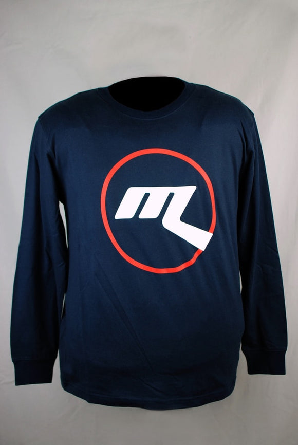 Melbourne Ice Logo Long Sleeve T-Shirt