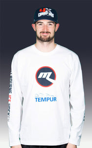 [SALE] Melbourne Ice Logo Long Sleeve T-Shirt (2018)