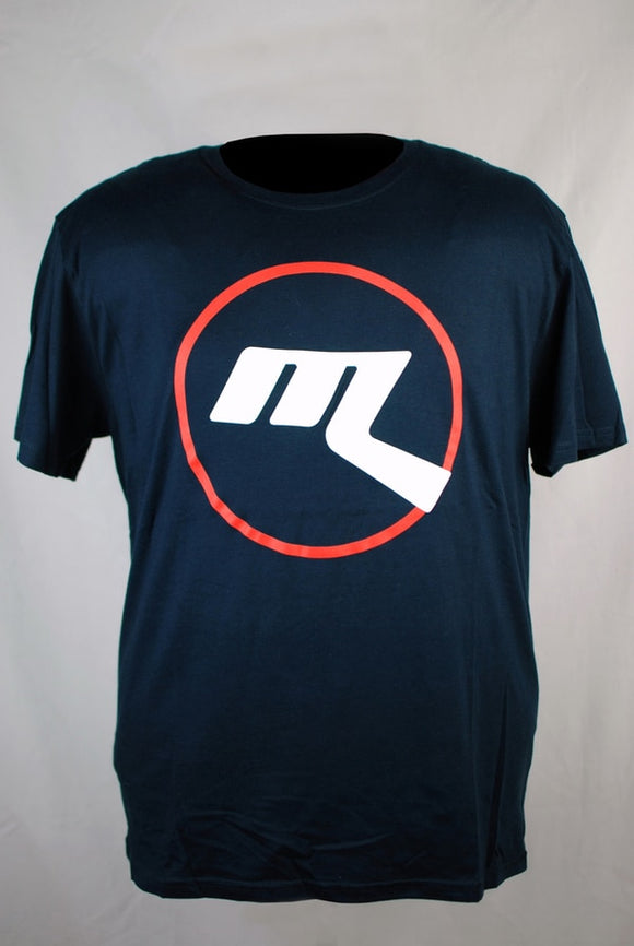 Melbourne Ice Logo Short Sleeve T-Shirt