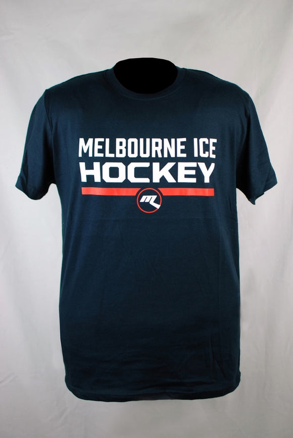 Melbourne Ice Hockey Short Sleeve T-Shirt (2017)