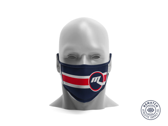 New Stripe Face Mask