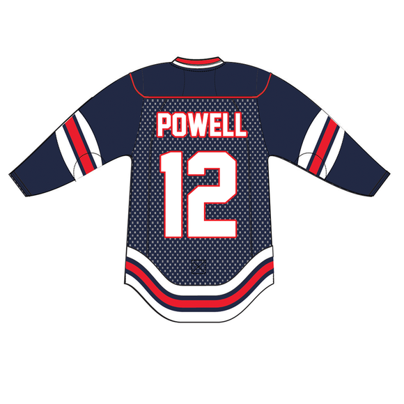 #12 Tommy Powell