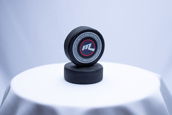 2020 New Melbourne Ice Puck