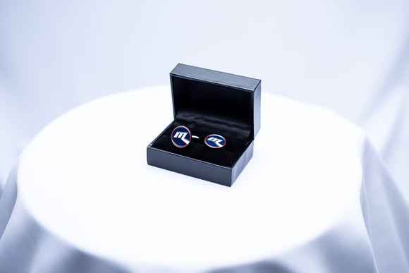 Melbourne Ice Logo Cufflinks