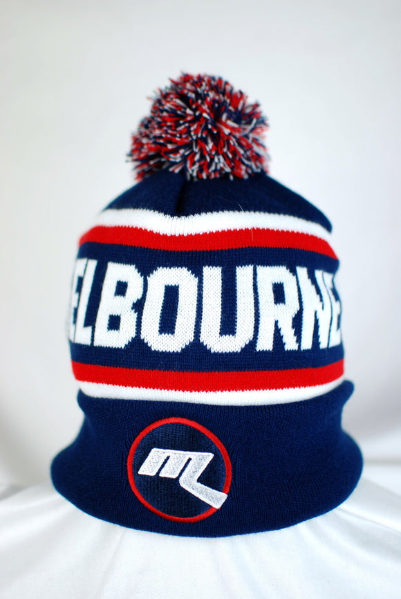 Melbourne Ice Hockey Beanie