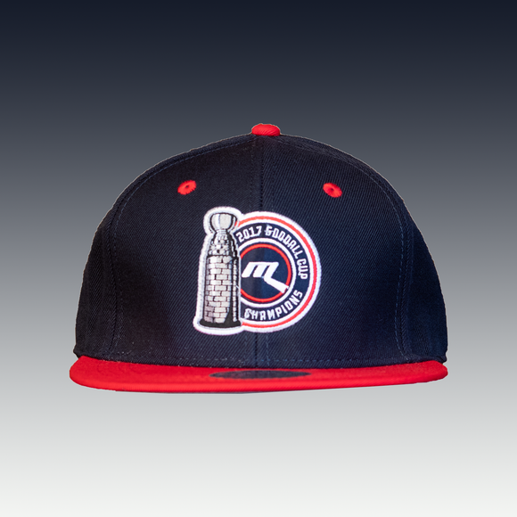 Melbourne Ice 2017 Goodall Cup Champions Snapback