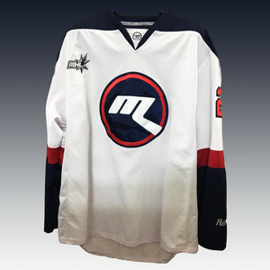 2017 Season Worn Champions AWAY Jerseys
