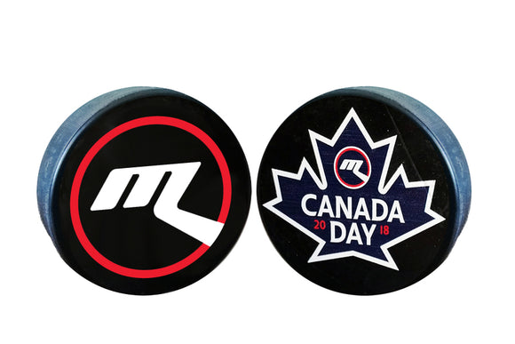 Canada Day 2018 Pucks