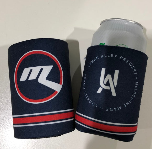 20 | 21 New -Melbourne Ice Stubby Holder
