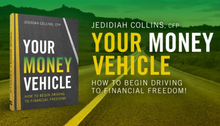 "Monthly Plan - Plus Get a Free Book from an NFL Player & Certified Financial Planner (CFP) ""Your Money Vehicle"""