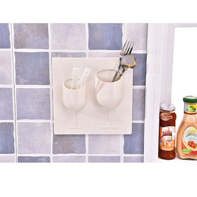 Hot sale Bathroom Kitchen Holder  Toothbrush Rack