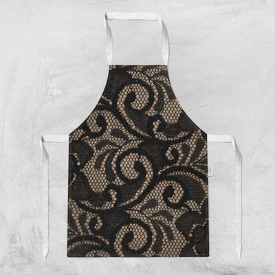Lace Hostess Gift Apron Men Gifts For Mom Baking