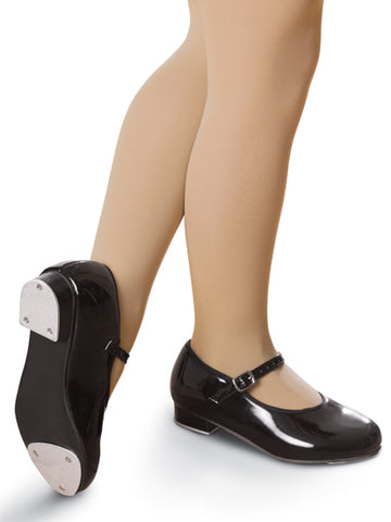 Slip-On Student Tap Shoe