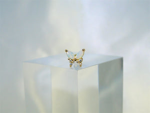 Plain 18k Gold-plated Bracelet - Sweetas Trends