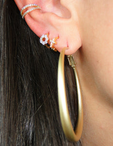 Pat Gold plated Ear Cuff (1 Unit) - Sweetas Trends