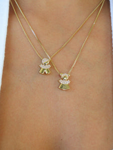 Bea 18K Gold plated Necklace