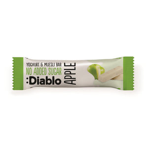 YOGHURT & MUSELI BAR - APPLE - Pack of 5
