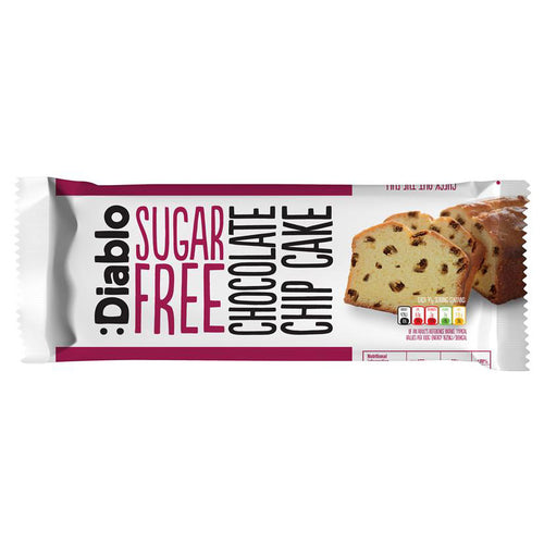 Sugar Free Chocolate Chip Cake - Pack of 3