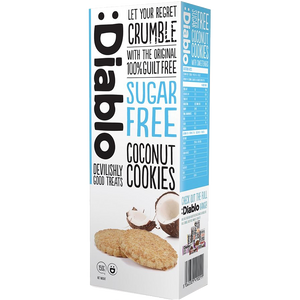 SUGAR FREE COCONUT COOKIES - Pack of 4