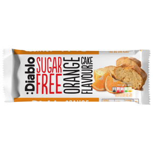 SUGAR FREE ORANGE FLAVOUR CAKE - Pack of 3