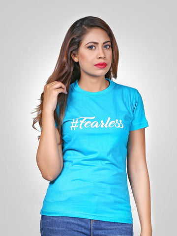 Fearless Tee Shirt By Jimmy Rochas