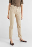 High Rise Straight pants by Cortefiel