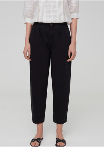 Cotton Wide Fit Trouser by OVS