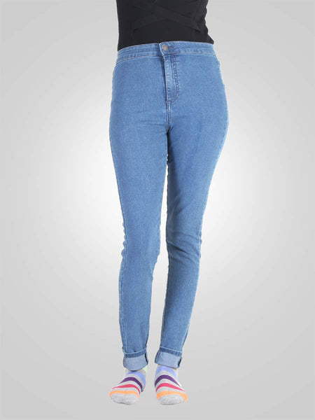 Bullhead Skinny Jeans by Denim & Co