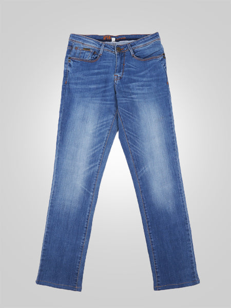 Straight Leg Jeans By ICI Maintenant