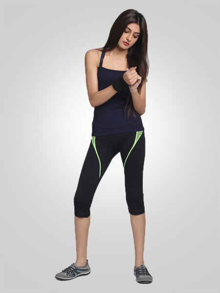 Cropped Yoga Pants By Jimmy Rochas