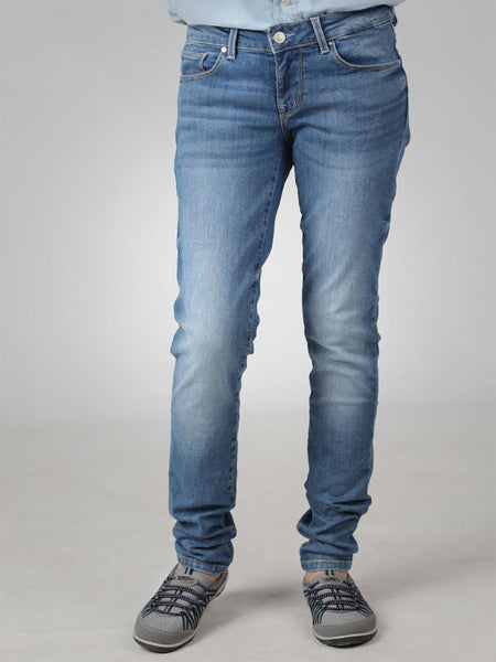Skinny Low Jeans By Guess