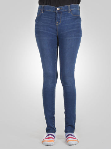 Mid Rise Straight Leg Jeans By Old Navy