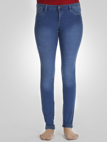 Skinny Jegging By Sid