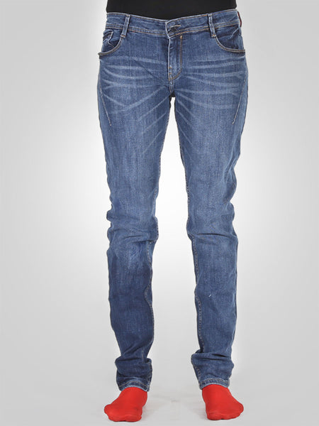 Straight Leg Jeans By Splash