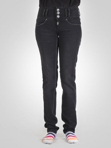 Straight Leg Jeans By Time Zone