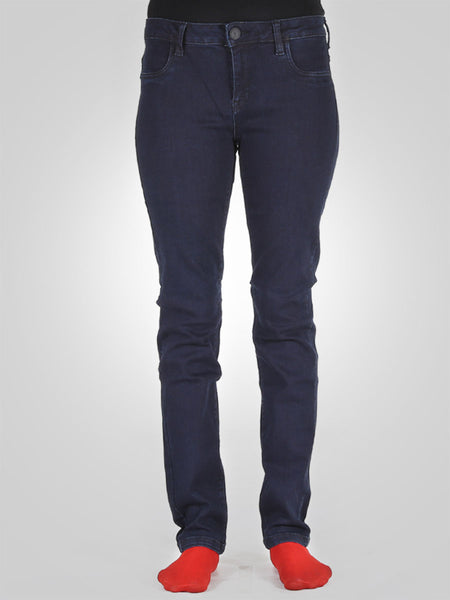 Authentic Design Straight Leg Jeans By Tom Tailor