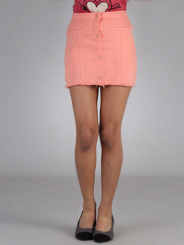 Hi Fashion Mini Skirt By Tom Tailor